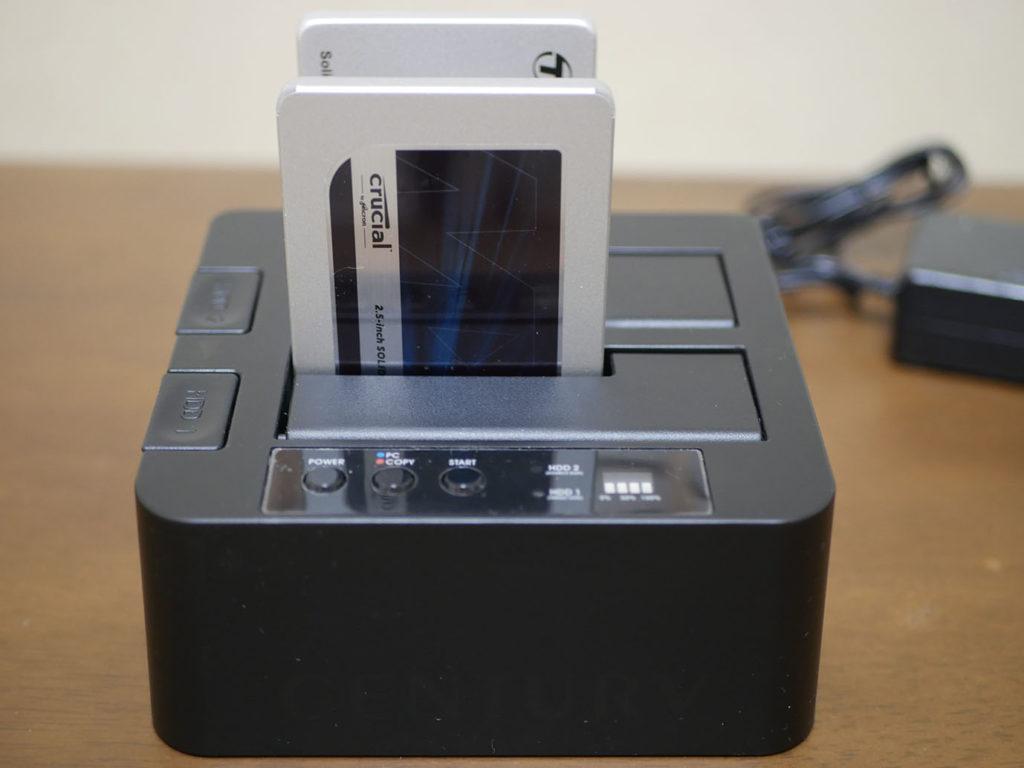 裸族のお立ち台SSDセット